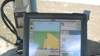Download Plowing with Trimble Autopilot Video