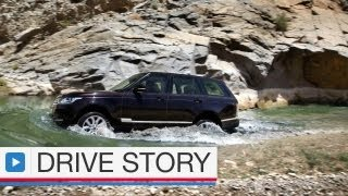 Download Range Rover TDV8 Drive Story to the Atlas Mountains | Jon Quirk Video