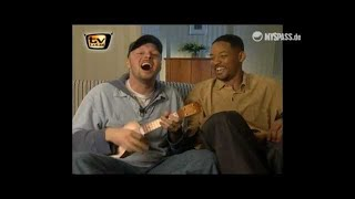 Download Stefan Raab vs. Will Smith Video