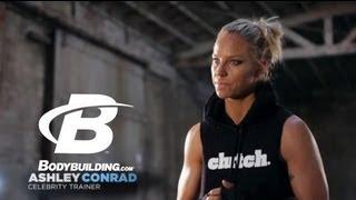 Download Ashley Conrad's 21-Day Clutch Cut Training Program - Overview - Bodybuilding Video
