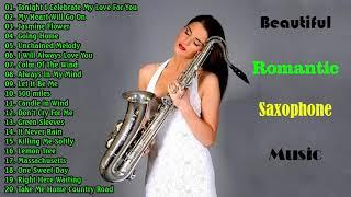 Download The Very Best Of Beautiful Romantic Saxophone Love Songs - Best Saxophone instrumental love songs Video