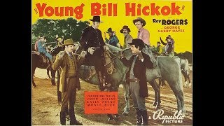Download Young Bill Hickok classic full length western movie Video