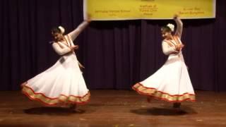 Download Vibhitsa Ras on ″Dheem ta Dare″ Video