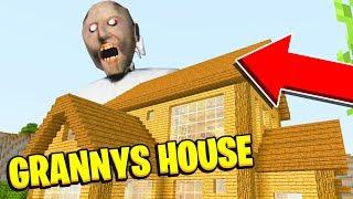 Download Minecraft : We Found GRANNYS *SECRET* HOUSE (Ps3/Xbox360/PS4/XboxOne/PE/MCPE) Video
