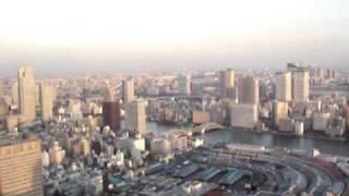 Download Japan Visual Clip Series - Caretta Shiodome Lift, Tokyo - Video
