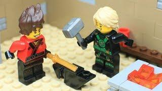 Download Brick Channel Lego Ninjago: How To Make A Ninja's Sword Video