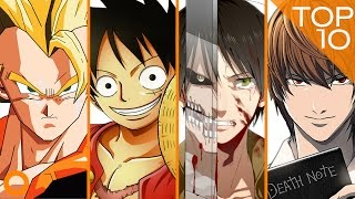 Download Top 10 Anime Serien - JARTS #02 Video