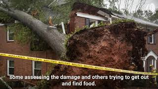 Download Hurricane Michael leaves destruction behind Video