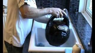 Download How to Clean your Motorcycle/Motorbike Helmet Video