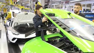 Download Lamborghini Factory Video