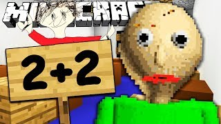 Download If BALDI'S BASICS Took Over Minecraft Video