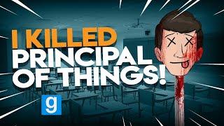 Download I Killed PRINCIPAL of the thing | Gmod I Killed #98 - Baldi's Basics Video