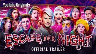 Download ESCAPE THE NIGHT SEASON 3 | Official Trailer Video