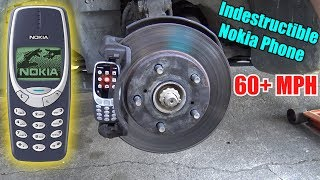 Download Using NOKIA Phones as BRAKE PADS Video