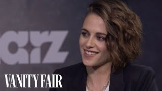 Download Kristen Stewart Lets Her Guard Down in a Delightfully Candid New Interview - Equals - TIFF 2015 Video