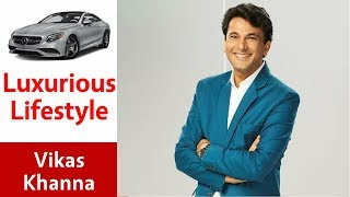 Download Vikas Khanna's Cars, House, Family, Watch, Net Worth, Income and Lifestyle || Celebrity Magazine Video