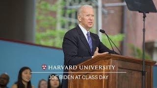 Download Vice President Joe Biden: Class Day Speech | Harvard Commencement 2017 Video