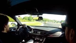 Download Audi RS6 ABT 700HP Nurburgring Video