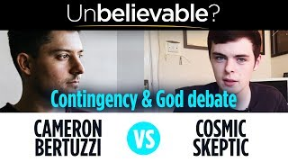 Download Alex O'Connor vs Cameron Bertuzzi • Why is there something rather than nothing? Video
