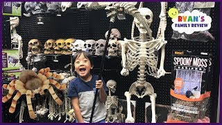 Download Shopping for Halloween Costumes Family Fun kids playtime and toy hunt Video