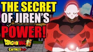 Download The SECRET of JIREN's Power! (Dragon Ball Super Theory) Video