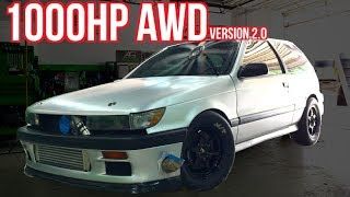 Download 1000HP AWD 4G63 COLT RACE READY! - Journey to 8's! Video