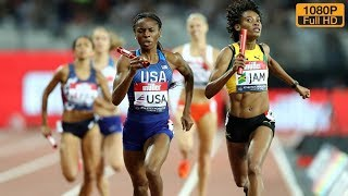 Download Women's 4 x 400m Relay at Athletics World Cup 2018 Video