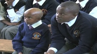 Download Boy who made Uhuru laugh joins Form One Video