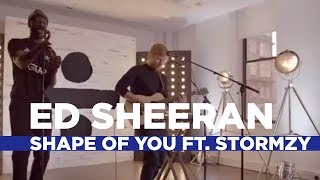 Download Ed Sheeran - 'Shape Of You (Remix)' Ft. Stormzy (Capital Live Session) Video