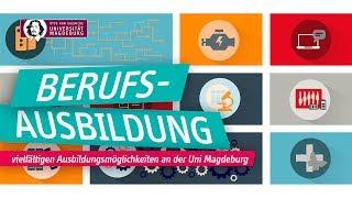 Download Berufsausbildung an der Otto-von-Guericke-Universität Magdeburg | OVGU Video
