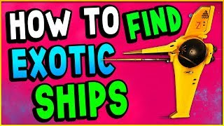 Download HOW TO FIND S CLASS SHIPS & HOW TO FIND AN EXOTIC SHIP | No Man's Sky Next Guide (Tips & Tricks) Video