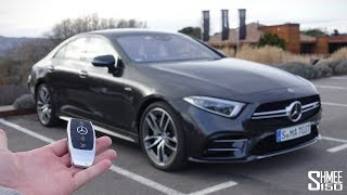 Download Is the New CLS 53 a Real AMG? | TEST DRIVE Video