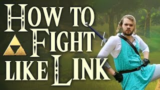 Download How to Fight Like Link - Breath of the Wild Video