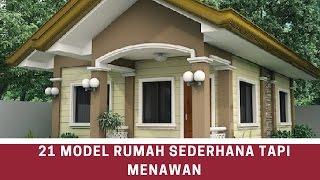 Download 21 Model rumah sederhana tapi menawan Video
