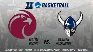 Download Men's Basketball vs. Western Washington - January 23, 2020 @ 7:00pm Video