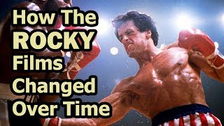 Download How The Rocky Films Changed Over Time Video