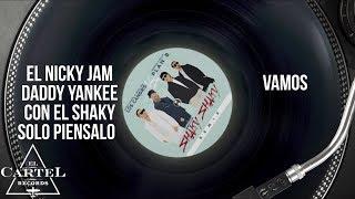 Download Daddy Yankee - Shaky Shaky Remix - Ft. Nicky Jam, Plan B | Video Lyric Video