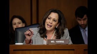 Download Sen. Kamala Harris Goes After Atty. Gen. Jeff Sessions | Los Angeles Times Video