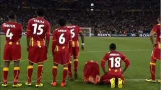 Download Uruguay vs Ghana 2010 World Cup Video