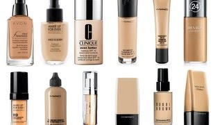 Download THE BEST LIQUID FOUNDATIONS - EVER!!!! Video