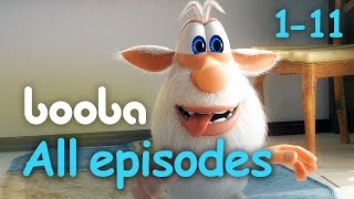 Download Booba - All 11 Episodes Compilation - Cartoons for children Video