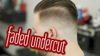 Download How to do the Undercut Fade   Barber Tutorial w/ Wahl Clipper Video