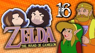 Download Zelda The Wand of Gamelon: The Magic Cape - PART 16 - Game Grumps Video