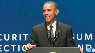 Download TOP 10 Barack Obama Jokes (dbate) Video
