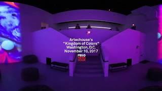 Download 360: Artechouse ″Kingdom of Colors″ Video