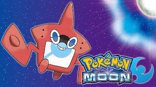 Download Pokemon: Moon - Rotom Pokedex Video