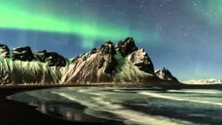 Download Aurora Borealis in Iceland 4k Video