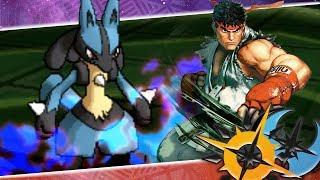 Download ¡MONOTEAM STREET FIGHTER! Pokémon Ultra Sol/Luna: COMBATE Video