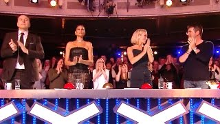Download Entire Audience Stand Up For Their Sensational Performance! Beautiful Incredible Video
