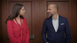 Download In the Elevator With Uber CEO Dara Khosrowshahi Video